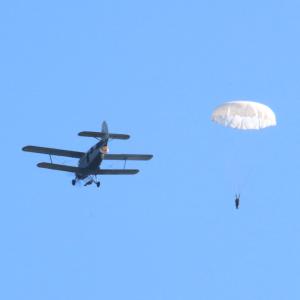 Самостоятельный прыжок с парашютом СПб
