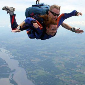 Где прыгнуть с парашютом